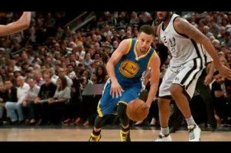 Le meilleur de Spurs vs Warriors en mode phantom