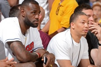 lebron james, tyronn lue