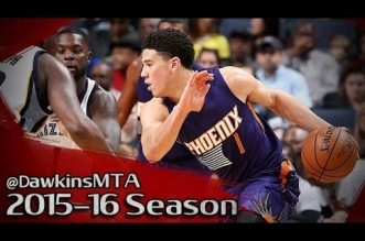 Les highlights de Devin Booker face aux Grizzlies: 27 points et 9 passes