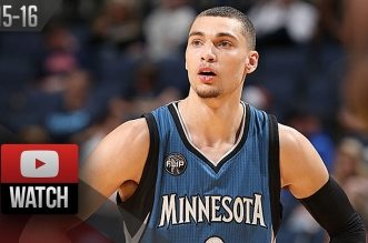 Les highlights de Zach LaVine face aux Grizzlies: 28 points dont 6 trois points