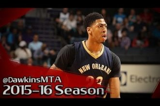 Les highlights du duo Anthony Davis (40 pts, 13 rebs) – Jrue Holiday (38 pts) à Charlotte