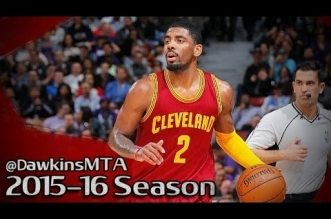 Les highlights du duo Kyrie Irving (30 pts) – LeBron James (25 pts, 11 rebs, 6 pds) à Sacramento
