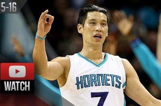 Les highlights du match clutch de Jeremy Lin (29 pts) contre San Antonio