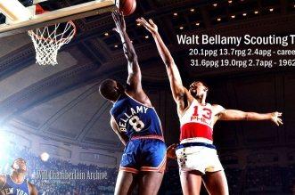 Vidéo: focus sur le légendaire Walt Bellamy