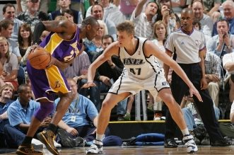Vidéo: le meilleur de Kobe Bryant à Salt Lake City