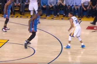 Curry et Durant