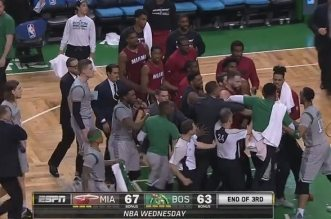 Heat Celtics
