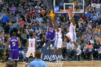 Kenneth faried contre