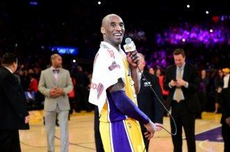Kobe Bryant Lakers dernier match