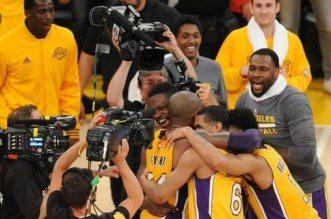 Kobe Bryant et les Lakers