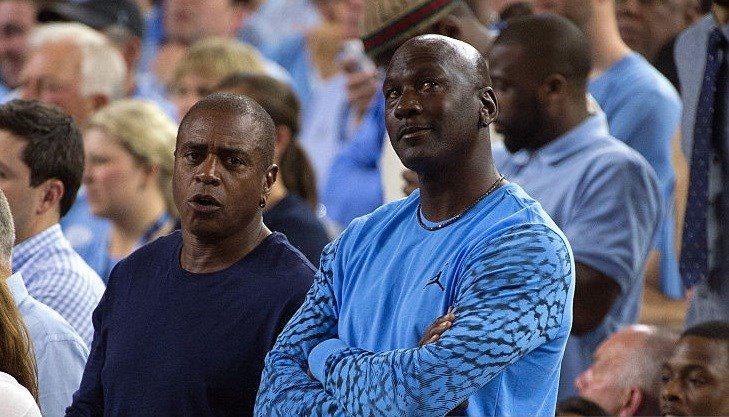 Roy Williams explique pourquoi Michael Jordan n'a pas assisté à la finale universitaire