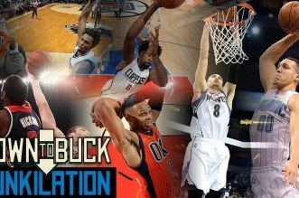 Dunkilation: les meilleurs dunks du mois de mars en NBA