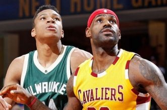 gianni antetokounmpo lebron james