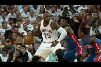 Le meilleur de Cavaliers-Pistons et Heat-Hornets en mode Phantom