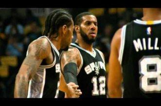 Le meilleur de Grizzlies-Spurs et Pistons-Cavaliers en mode Phantom