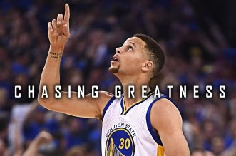 L'énorme mix du jour: Chasing Greatness – Stephen Curry