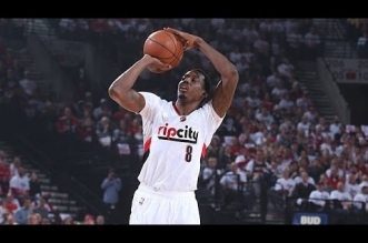 Les highlights d'Al-Farouq Aminu face aux Clippers: 30 points dont 6 3-pts et 10 rebonds