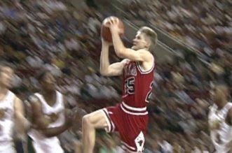 Mix: le meilleur de Steve Kerr avec les Bulls lors de la saison 1995-96