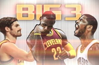 Mix: LeBron. Irving. Love. – Big 3 Finally Clicking