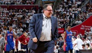 Stan Van Gundy : «C'est encore possible d'accrocher les playoffs»