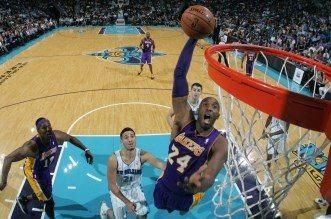 Vidéo: Le meilleur de Kobe Bryant à New Orleans