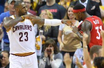 LeBron James Cavaliers Cleveland