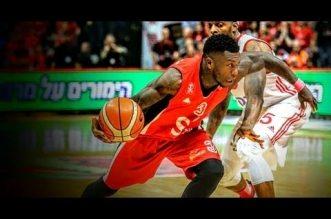 Highlights: Nate Robinson plante 46 points dans son premier match de playoffs en Israël