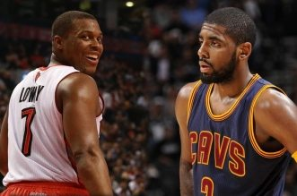 kyle lowry et kyrie irving