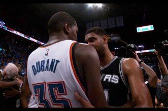 Le meilleur du game 6 Thunder – Spurs en mode Phantom