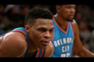 Le meilleur en mode Phantom du game 5 Spurs – Thunder