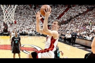 Les highlights de Goran Dragic face aux Hornets: 25 points