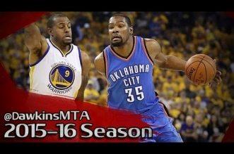 Les highlights de Kevin Durant lors du Game7: 27 points