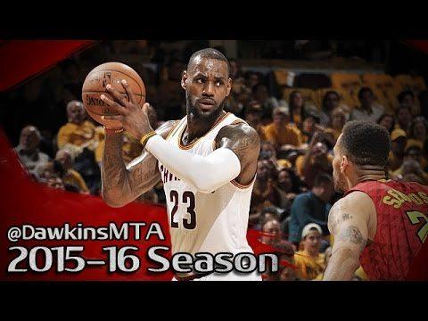 Les highlights de LeBron James (27 pts), Jr Smith (23 pts) et Kyrie Irving (19 pts)