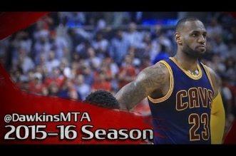 Les highlights de LeBron James lors du Game 3: 24 points, 8 rebonds et 5 passes