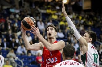 Les highlights de Nando De Colo lors de la demi-finale de l'Euroleague: 30 points