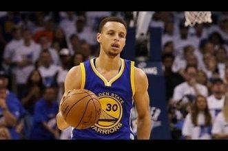 Les highlights de Stephen Curry lors du Game 3: 24 points
