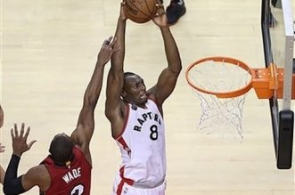 Mix: Bismack Biyombo Is A Force For The North!
