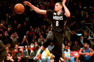 Top 10: les meilleurs 360 de la saison NBA