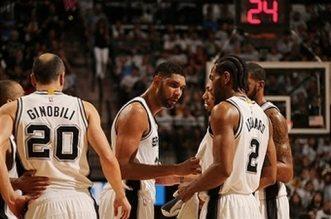Vidéo: retour sur l'énorme premier quart des Spurs