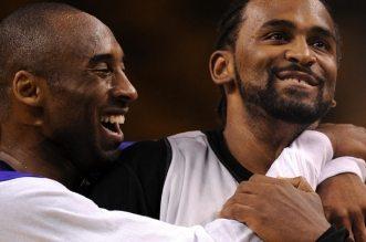 Kobe Bryant et Ronny Turiaf