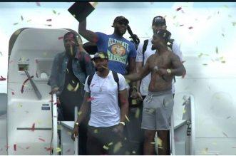 LeBron James ultimate warrior