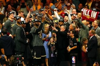 cleveland cavaliers champions NBA
