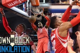 Dunkilation: les 176 dunks de Dwight Howard cette saison