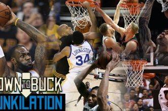 Dunkilation: les meilleurs dunks des playoffs
