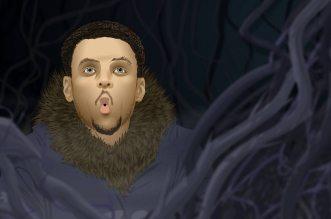 Game of Zones Bonus Scene: Stephen Curry prend conseil auprès de Michael Jordan