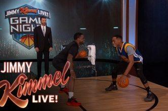 Insolite! Brandon Armstrong en démonstration chez Jimmy Kimmel