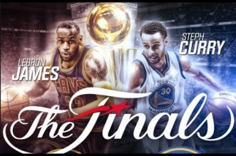 L'énorme mix du jour: Stephen Curry vs. LeBron James (2016 Finals Trailer)