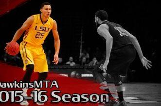 Les highlights de la saison NCAA de Ben Simmons