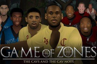 L'excellent 6ème épisode de Game of Zones