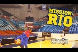 Mission Rio: Bizutage des rookies